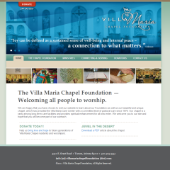 Villa Maria Chapel Foundation