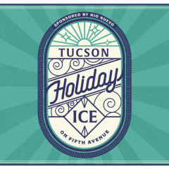Tucson Holiday Ice on 5th Ave