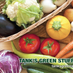 Tanks Green Stuff – Compost