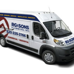 RG&Sons vehicle wrap