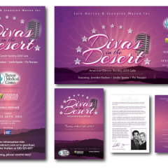 "American Cancer Society – ""Divas in the Desert"""